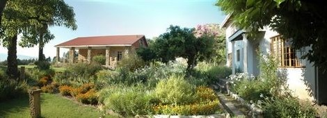 This 283 Hectare guest farm is situated in the picturesque Eastern Free State