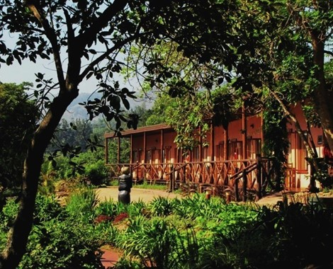 A tranquil Lodge in Swaziland